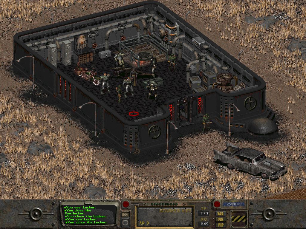 Falloutnow forum fallout 2 restoration project 2 0 3