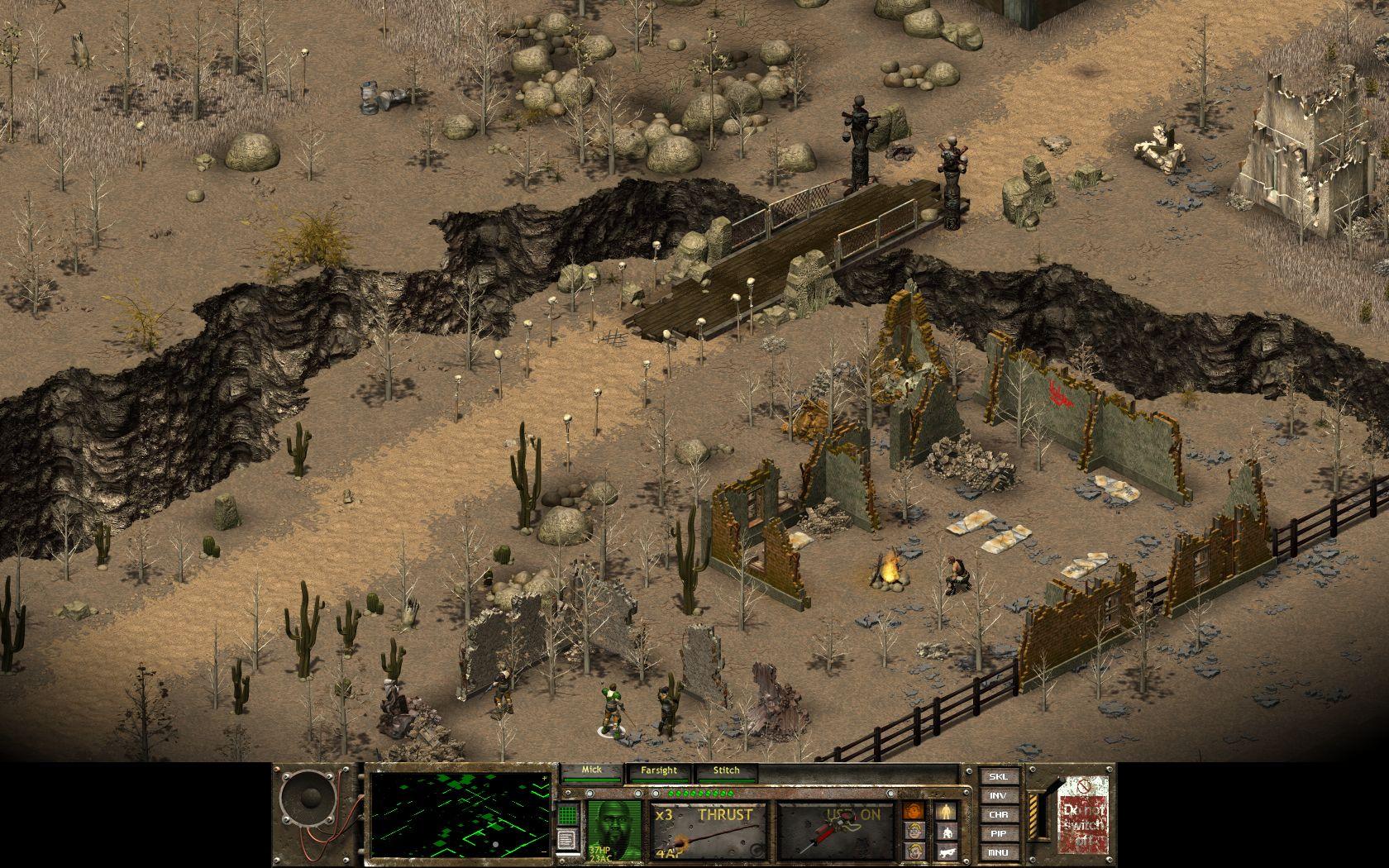 Fallout Tactics. FalloutNow. Forum. Picture Stats: Views: 2820 Filesize: